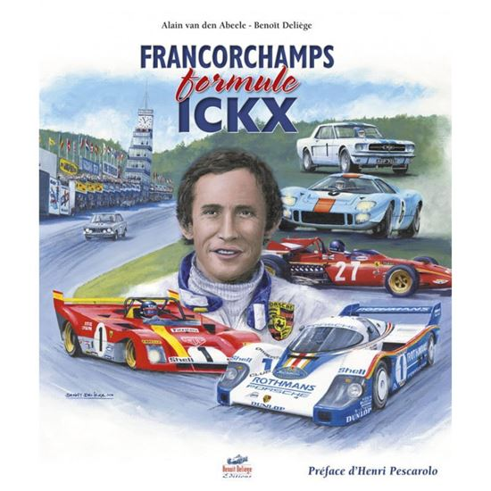 Picture of FRANCORCHAMPS FORMULE ICKX