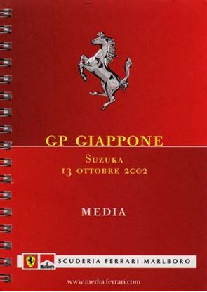 Picture of FERRARI MEDIA BOOK 2002 (COD.1782)