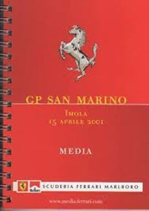 Picture of FERRARI MEDIA BOOK 2001 (COD.1681)