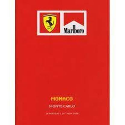 Picture of FERRARI MEDIA BOOK GP MONACO 28-5-2006
