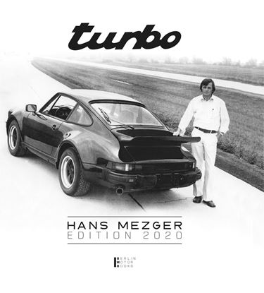 Immagine di PORSCHE 911 TURBO AIR COOLED YEARS 1975–1998/HANS MEZGER  EDITION 2020