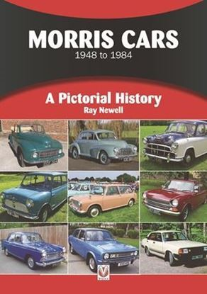 Immagine di MORRIS CARS 1948 TO 1984: A PICTORIAL HISTORY