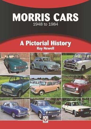 Picture of MORRIS CARS 1948 TO 1984: A PICTORIAL HISTORY