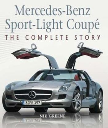 Picture of MERCEDES BENZ SPORT LIGHT COUPE: THE COMPLETE STORY