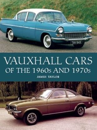 Picture of VAUXHALL CARS OF THE 1960s AND 1970s