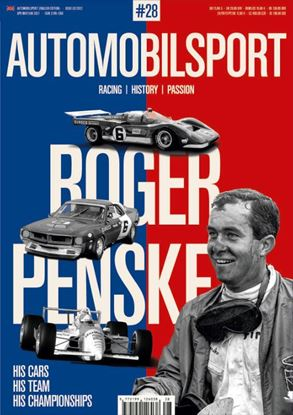 Picture of AUTOMOBILSPORT N.28: Special ROGER PENSKE, HIS CARS HIS TEAM HIS CHAMPIONSHIPS