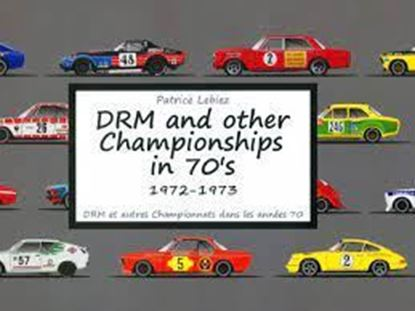 Immagine di DRM AND OTHER CHAMPIONSHIPS IN 70's 1972-1973