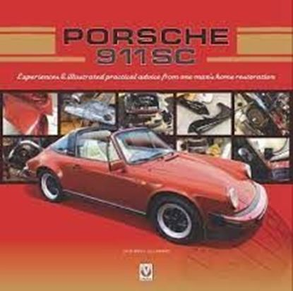 Immagine di PORSCHE 911SC: Experiences & illustrated advice from one man's home restoration