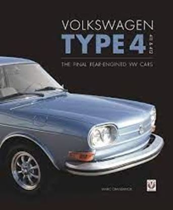 Immagine di VOLKSWAGEN TYPE 4, 411 AND 412: THE FINAL REAR-ENGINED VW CARS