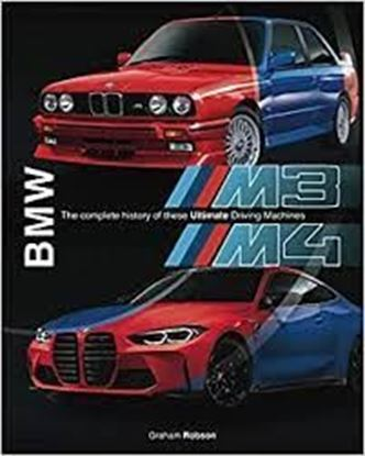Immagine di BMW M3 & M4: the complete history of these Ultimate Driving Machines
