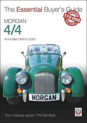 Picture of MORGAN PLUS 4/4 ALL MODELS 1968-2020: THE ESSENTIAL BUYER'S GUIDE