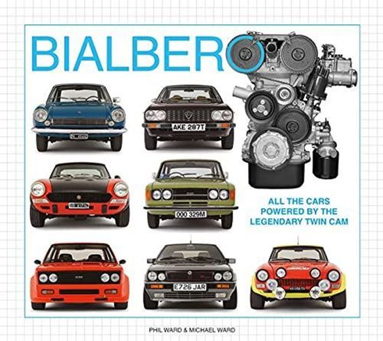 Picture of BIALBERO: ALL THE CARS POWERED BY THE LEGENDARY TWIN CAM ENGINE