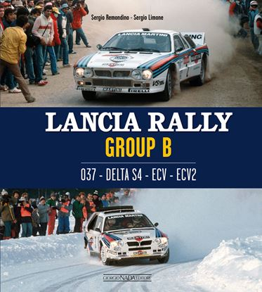 Picture of LANCIA RALLY GROUP B. 037- DELTA S4 - ECV - ECV2
