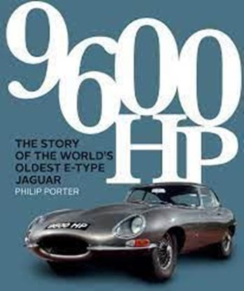 Picture of 9600 HP - The Story of the World's oldest E-Type Jaguar