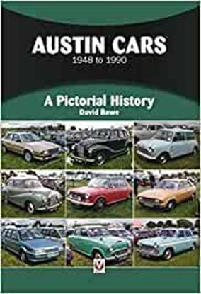 Picture of AUSTIN CARS 1948 TO 1990: A PICTORIAL HISTORY