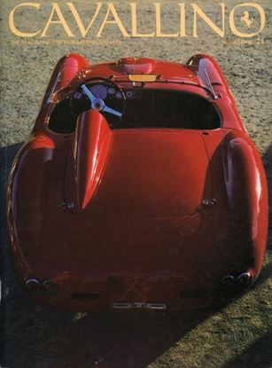 Picture of CAVALLINO MAGAZINE FOR FERRARI ENTHUSIASTS N.21 MAY/JUNE 1984