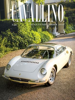 Picture of CAVALLINO THE JOURNAL OF FERRARI HISTORY N° 244 AUG/SEPT 2021
