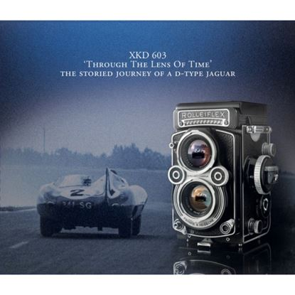 Picture of XKD 603 THROUGH THE LENS OF TIME: THE STORIED JOURNEY OF A D-TYPE JAGUAR